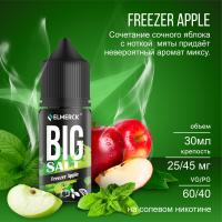 Жидкость Big Salt Freezer Apple (20 мг/30 мл)