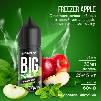 Жидкость Big Salt Freezer Apple (25 мг/30 мл)