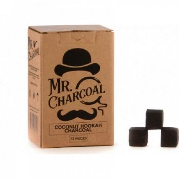 Уголь для кальяна Mr. Charcoal (72 куб)