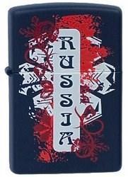 Зажигалка Zippo Russia 239