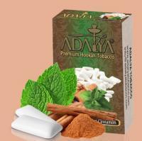 Табак для кальяна Adalya Chewing Gum Mint Cinnamon (50 г)