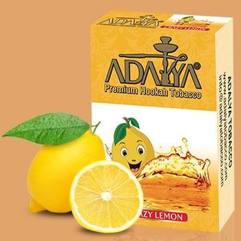 Табак для кальяна Adalya Crazy Lemon (35 г)