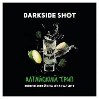Табак для кальяна Dark Side Shot Алтайский Трип (30 г)