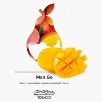 Табак для кальяна MattPear Man Go (50 г)