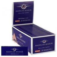 Бумага сигаретная American Aviator Original (50 шт)