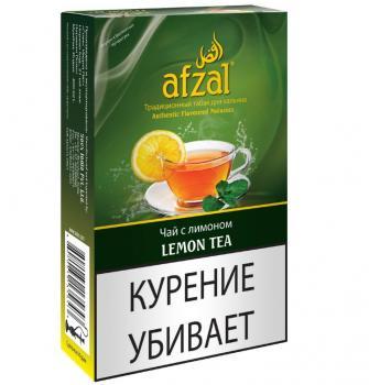 Табак для кальяна Afzal Лимонный Чай (40 г)