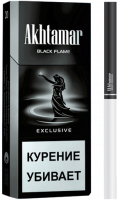 Сигареты Akhtamar Exclusive Black 115S