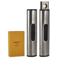 USB-зажигалка Honest BCZ 4053-2 SLV