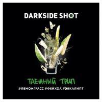 Табак для кальяна Dark Side Shot Таёжный Трип (120 г)