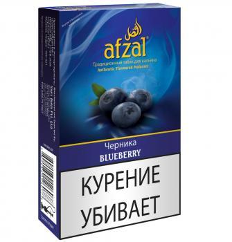 Табак для кальяна Afzal Черника (40 г)