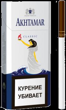 Сигареты Akhtamar Classic Slims