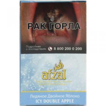 Табак для кальяна Afzal Ледяное Двойное Яблоко (40 г)