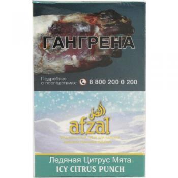 Табак для кальяна Afzal Ледяная Цитрус Мята (40 г)