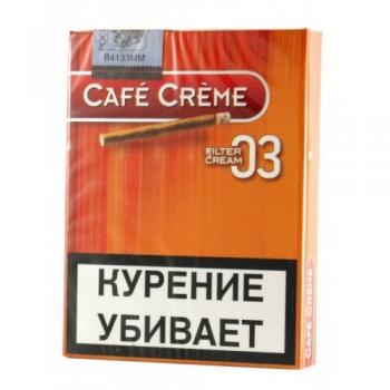 Сигариллы Cafe Creme Filter Cream 03 (8 шт)