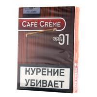 Сигариллы Cafe Creme Filter Coffe 01 (8 шт)