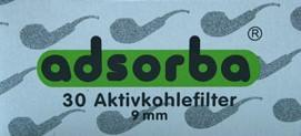 Фильтры для трубки Adsorba (9 мм/10 шт)