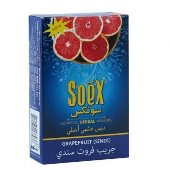 Кальянная смесь Soex Grapefruit Грейпфрут (50 г)
