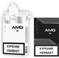 Сигареты AMG White Ultra Slim