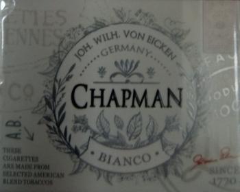 Сигареты Chapman Bianco Super Size
