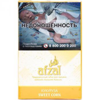 Табак для кальяна Afzal Кукуруза (40 г)