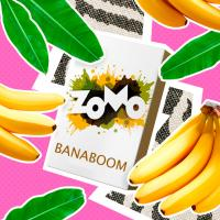 Табак для кальяна ZOMO Banaboom (50 г)
