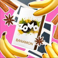 Табак для кальяна ZOMO Banamon (50 г)