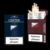 Сигареты Center Ultra Slim Blue