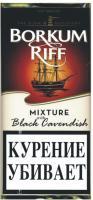 Табак трубочный Borkum Riff Black Cavendish (40 г)