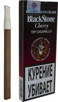 Сигариллы BlackStone Tip Cigarillos Cherry (1*5 шт)