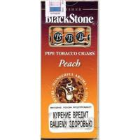Сигариллы BlackStone Tip Cigarillos Peach (1*5 шт)