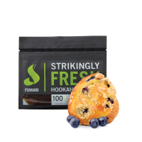 Табак для кальяна Fumari Blueberry Muffin (100 г)