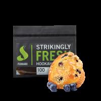 Табак для кальяна Fumari Blueberry Muffin (100 г)