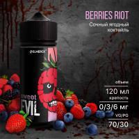 Жидкость Sweet Evil Berries Riot (6 мг/120 мл)