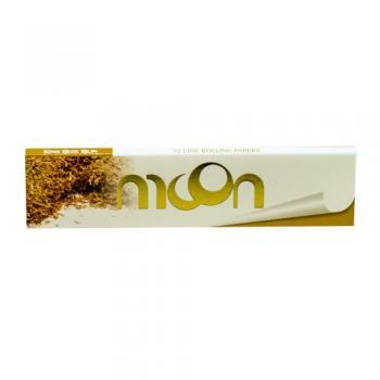 Бумага сигаретная Moon Brown King Size
