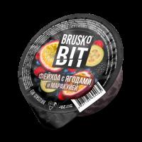 Кальянная смесь Brusko BIT Фейхоа с Ягодами и Маракуйей (20 г)