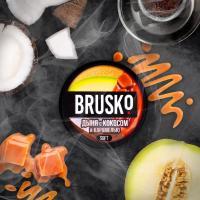 Кальянная смесь Brusko Дыня с Кокосом и Карамелью (50 г)