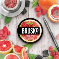 Кальянная смесь Brusko Грейпфрут с Малиной (50 г)