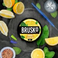 Кальянная смесь Brusko Лимон с Мелиссой (50 г)