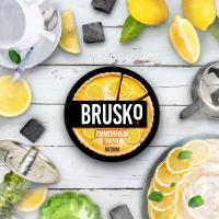Кальянная смесь Brusko Лимонный Пирог (50 г)