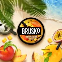 Кальянная смесь Brusko Тропический Смузи (50 г)