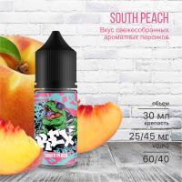 Жидкость REX Salt South Peach (25 мг/30 мл)