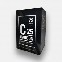 Уголь для кальяна Carbon C25 (72 куб)