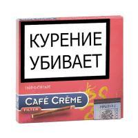 Сигариллы Cafe Creme Filter Indochine (10 шт)