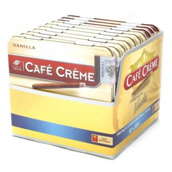 Сигариллы Cafe Creme French Vanilla (10 шт)