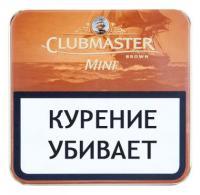 Сигариллы Clubmaster Mini Chocolate Brown (20 шт)