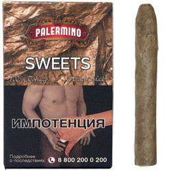 Сигариллы Palermino Sweet (5 шт)