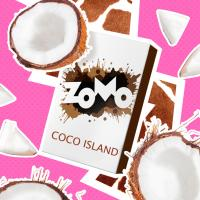 Табак для кальяна ZOMO Coco Island (50 г)