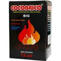 Уголь для кальяна Cocobrico 72 куб
