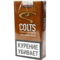 Сигариллы Colts Little Cigars Dark Cocoa (20 шт)