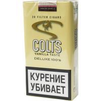 Colts Little Cigars Dark Vanilla